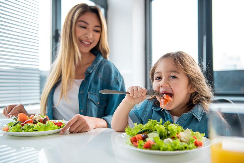 Asupan Makanan Untuk Kesehatan Anak Checnet