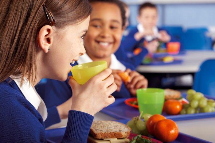 Menjaga Kesehatan Anak Di sekolah