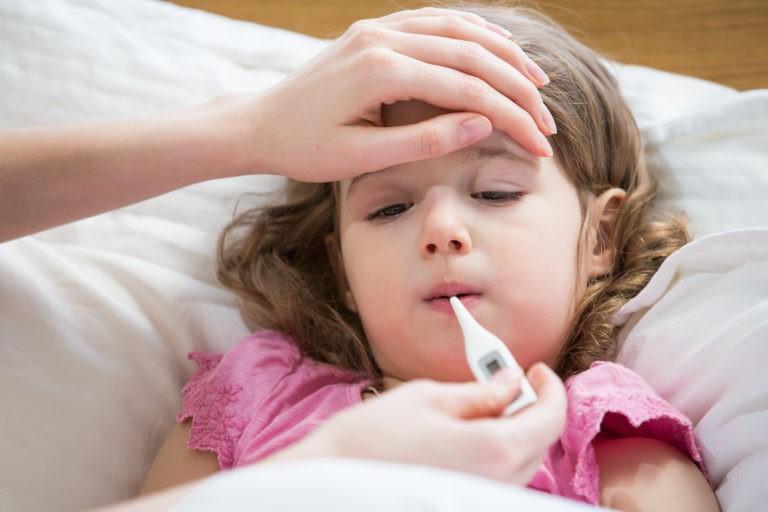 Berbagai Penyakit yang Sering Menyerang Anak - Anak